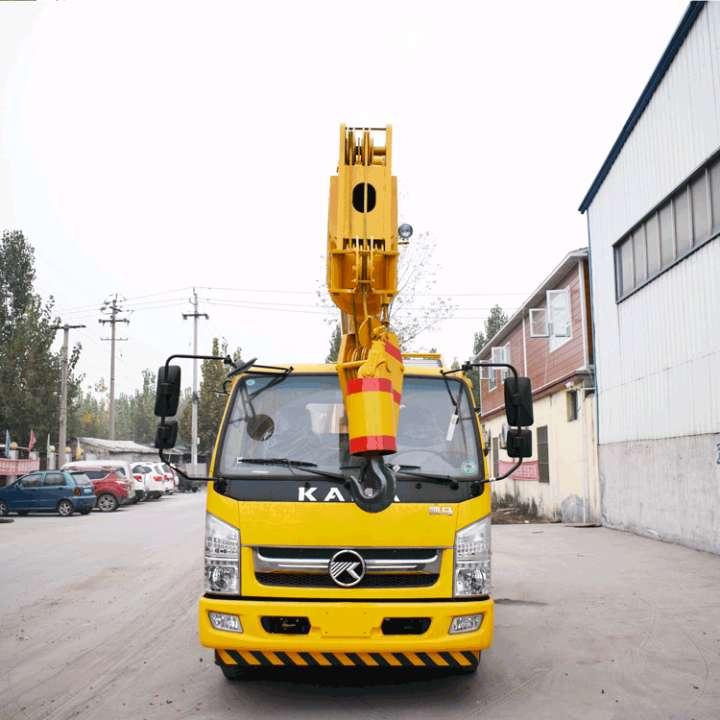吊车进行设备吊装和搬运的注意要点