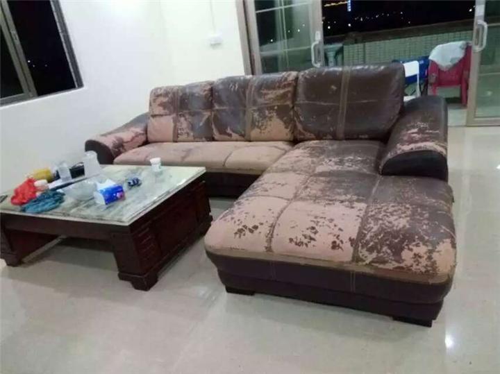 花都区沙发翻新