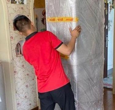 冰箱不横着搬运的原因