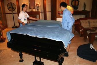 钢琴搬运的注意事项