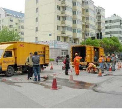 下水排污管道疏通具体工序及流程