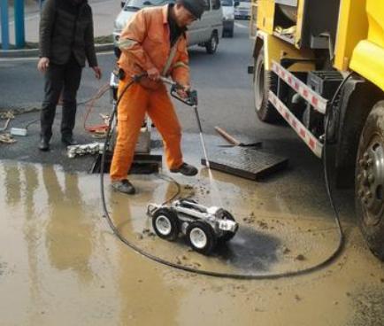 西安专业管道堵水市政管道疏通公司