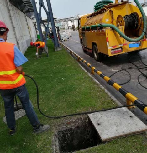 西安高新区专业高压疏通管道清洗管道