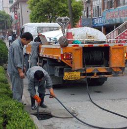 阳春管道疏通清理需注意的事项