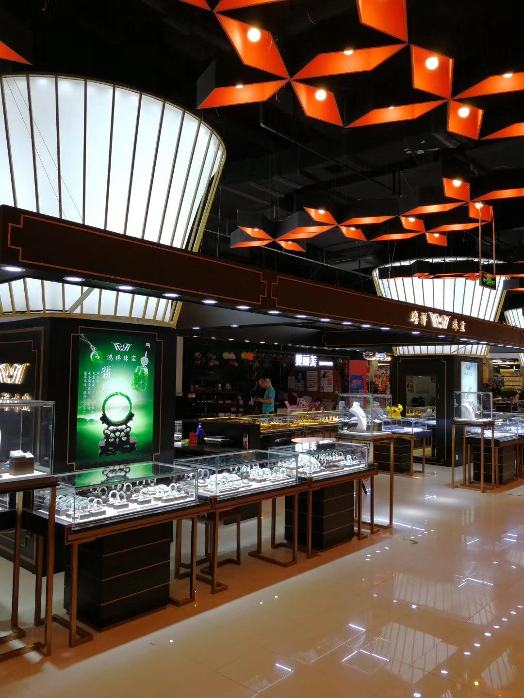 常见的珠宝货架有哪些种类