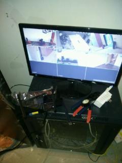 网络摄像机安装必备工具和网络检测