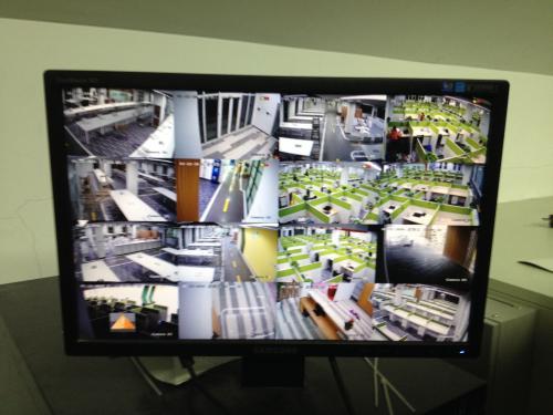 监控安装的布线和交换机选择问题