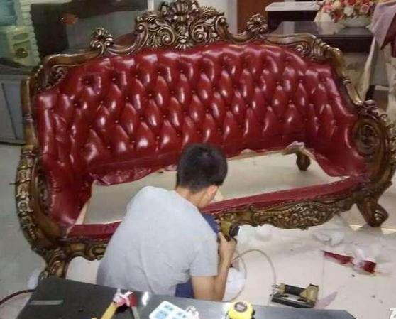 在昆明哪里有办公沙发维修换皮的?