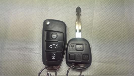 砀山配汽车钥匙