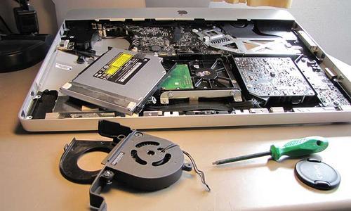 笔记本电脑拆卸注意事项