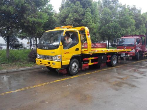 龙岗道路拖车救援