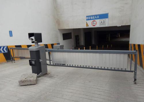停车场道闸安装要注意的细节问题