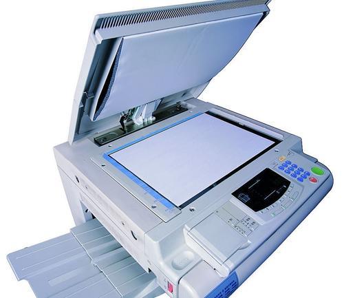 复印机基本操作