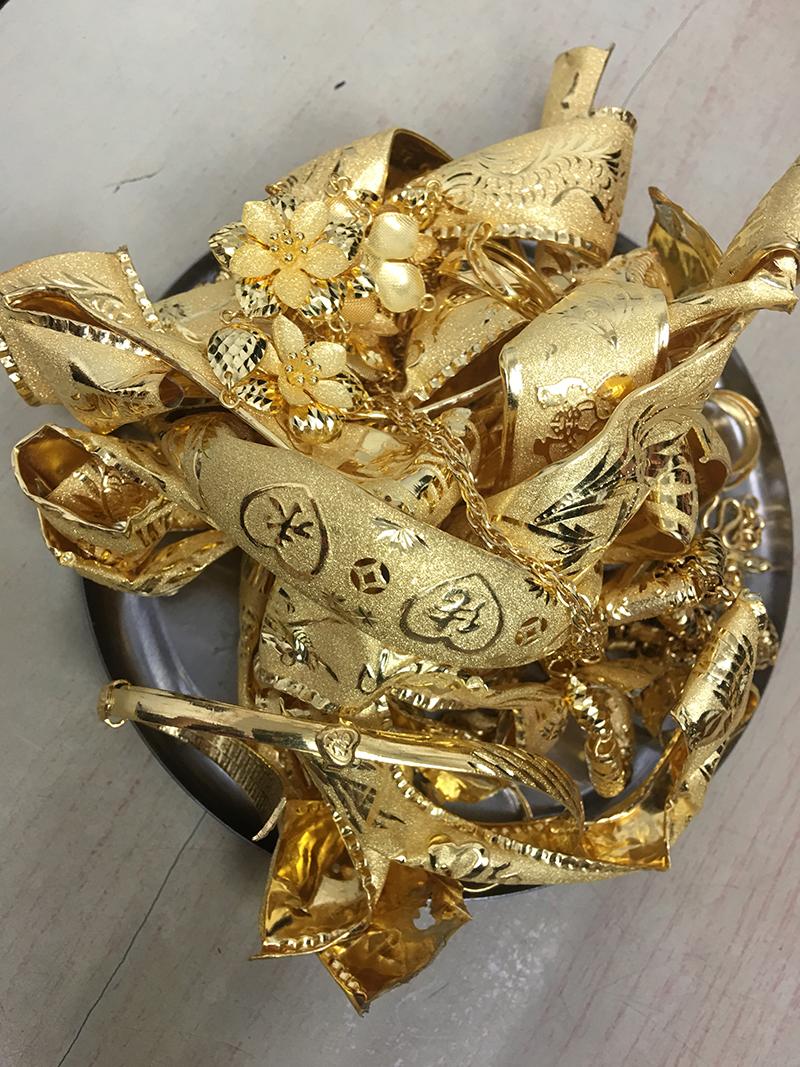 小榄上门回收黄金