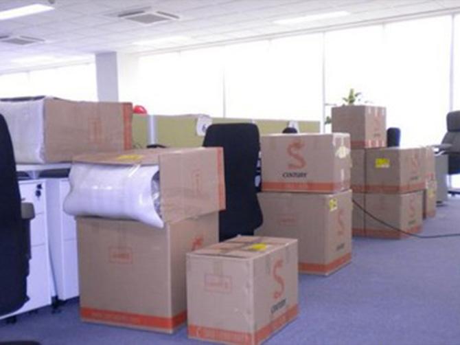 柳州搬家纸箱包装