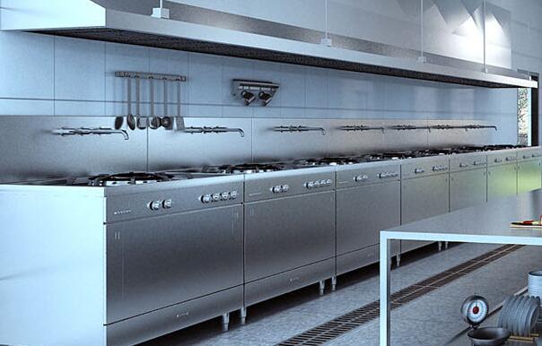 酒店厨房回收设备包括哪些?