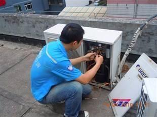 空调室外机不旋转维修