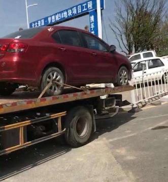 广州黄埔区24小时拖车救援电话