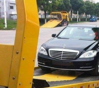 广州黄埔区道路救援/长短途拖车/搭电换胎送油