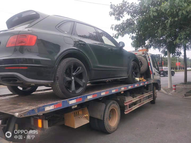 黄埔区拖车公司 24小时道路救援