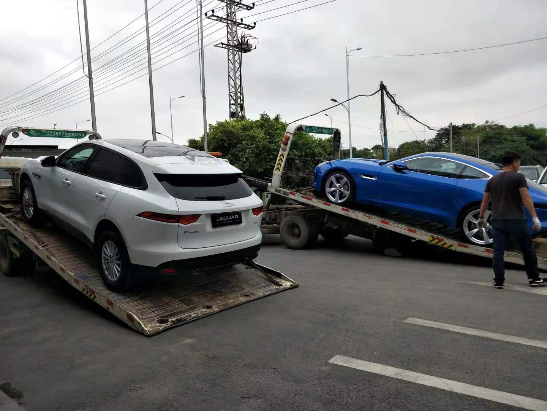 广州黄埔区汽车搭电,道路救援拖车,汽车送油补气电话
