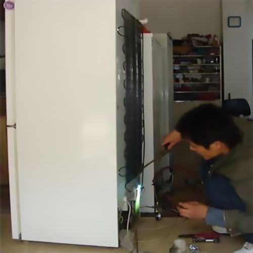 冰箱的电机维修问题