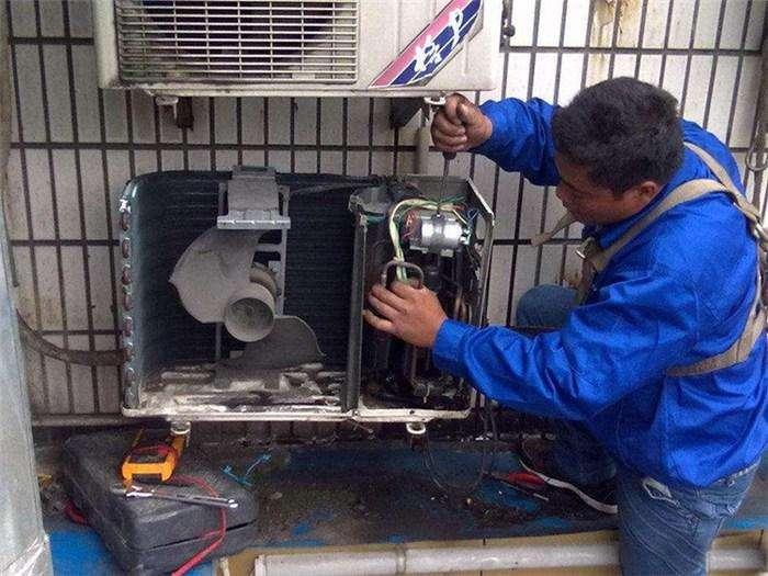 空调维修变频器过载