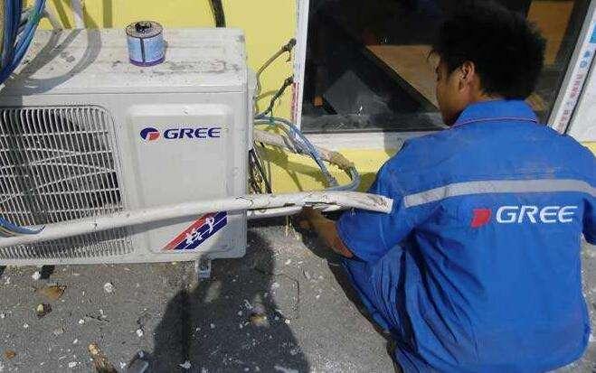 格力空调售后保养空调机