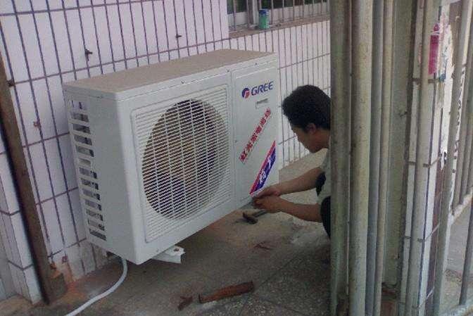 空调制冷效果问题如何维修