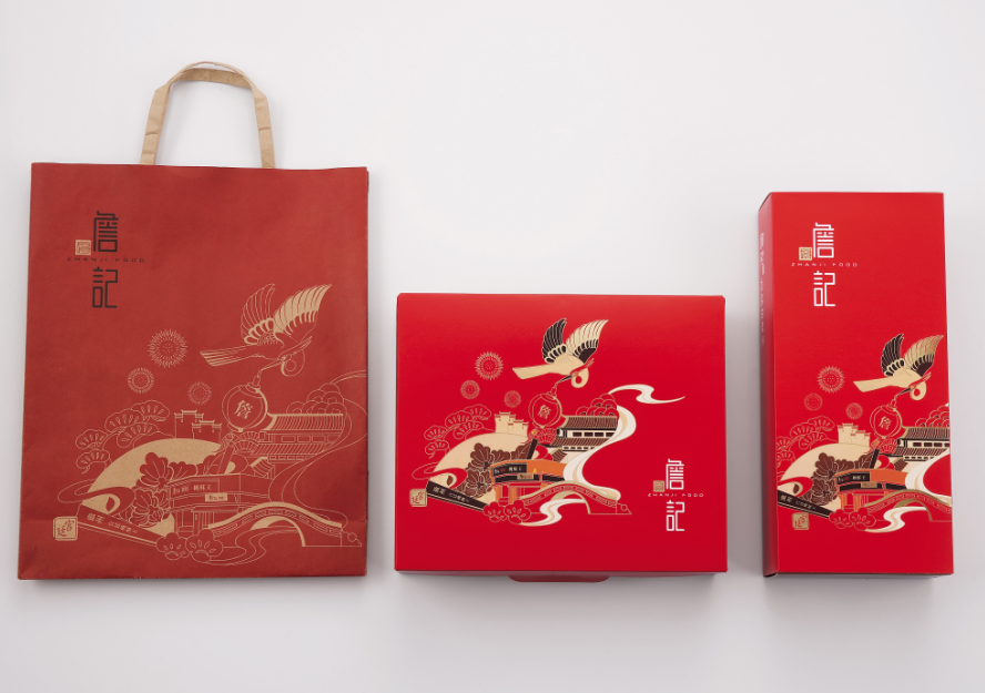 广州月饼盒印刷月饼盒定做会用到的材料