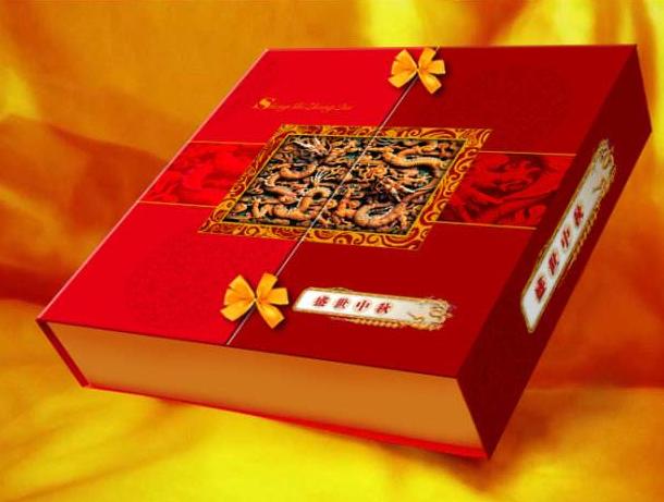 广州月饼盒印刷厂 广州月饼包装袋印刷 仁彩印刷报价