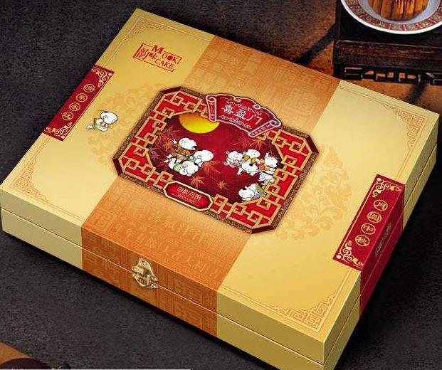 广州月饼盒印刷厂家-包装盒设计4个要求考虑因素