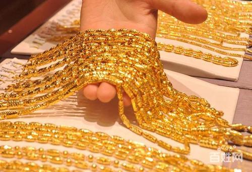 乐山收黄金