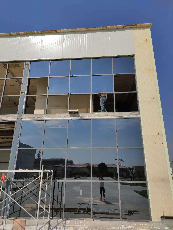 黄埔区钢化玻璃特点