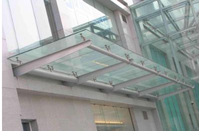 钢化玻璃安装公司品质