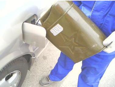 发动机机油没有了怎么 办?