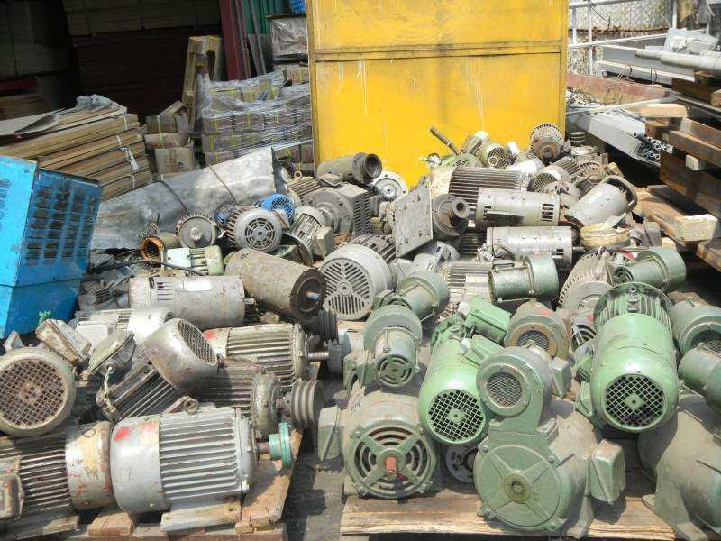 废铝的回收整理