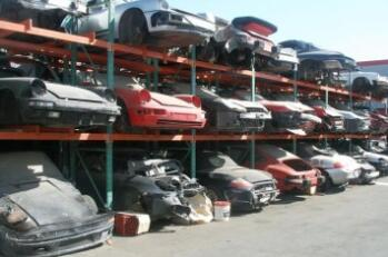 专业的广州从化车辆拆解
