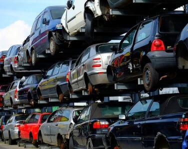 广州从化车辆拆解,报废车回收公司