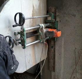 混凝土进行切割施工时需要注意什么