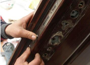 开六盘水指纹锁如何来保证安全