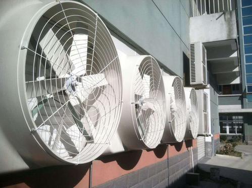 厂房降温设备的优势