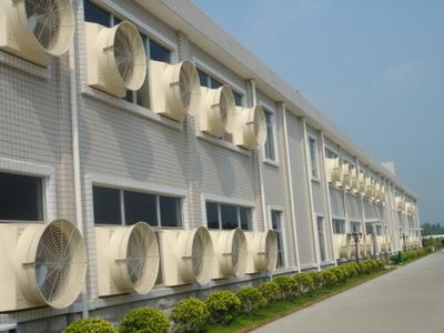 环保空调的降温方案设计