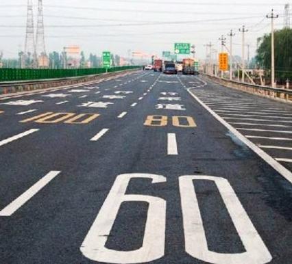 潮州道路划线的标线怎么分类