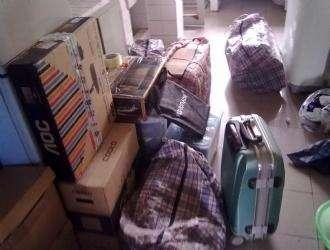 承接各种搬家业务