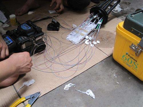 光缆接续质量如何确保