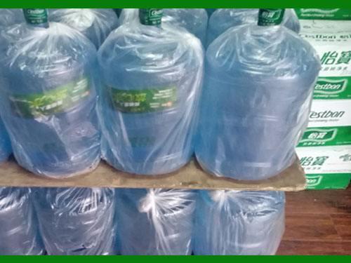 桶装水配送上门服务