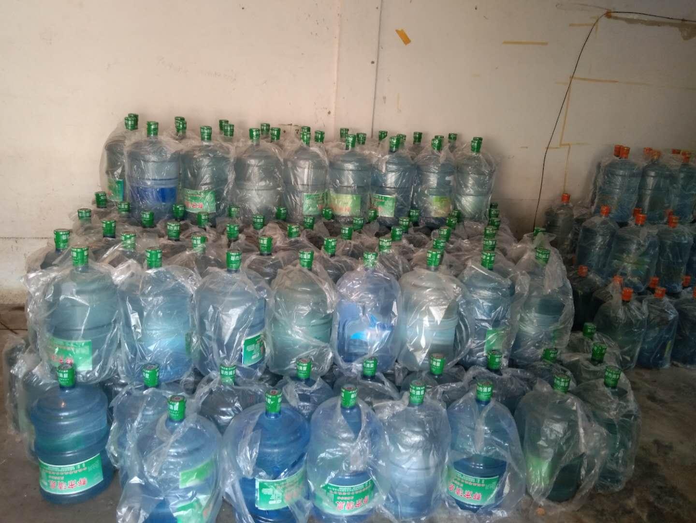 桶装水质量标准