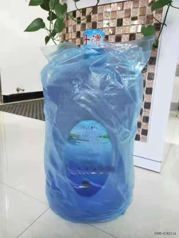 正规桶装水容量