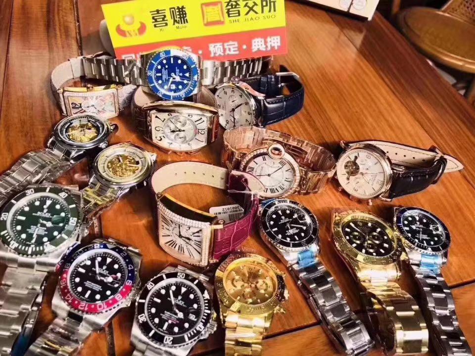 哪些手表有回收价值